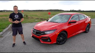 Is The 2020 Honda Civic Si Sedan The BEST Performance Compact Car For Under $30K?