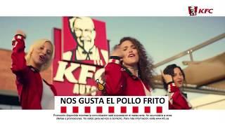 Anuncio KFC pollo pollo polla