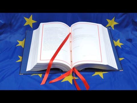 Minuto Europeu nº 34 - Carta Europeia dos Direitos Fundamentais