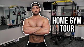 My NEW Home Gym Tour!