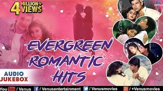 Evergreen Romantic Hits : 90's Romantic Songs Collection | Best Bollywood Love Songs | Audio Jukebox