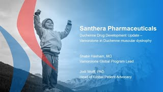 Webinar: Santhera Pharmaceuticals Duchenne Drug Development Update (March 24, 2021)