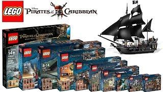 Die Goldenen Zeiten ... | Alle LEGO Pirates Of The Caribbean Sets! (2011-2017) | Brickstory