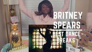 [REQUESTED REACTION] Britney Spears's Best Dance Breaks (I'M SHOOK)