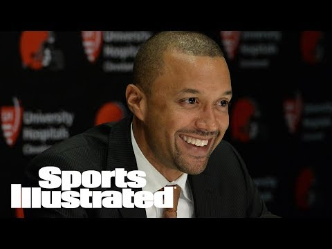 Browns Fire Head of Football Ops Sashi Brown | SI Wire | Sports Illustrated
