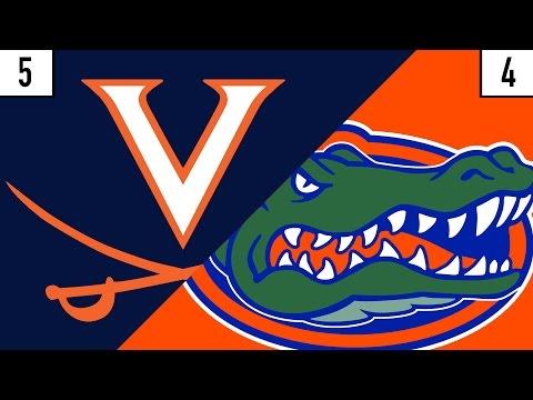 5 Virginia vs. 4 Florida Prediction | Who's Got Next?