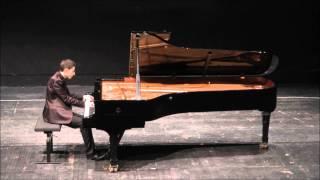 Claude Debussy, Préludes (premier livre), III. Le vent dans la plaine: Animé