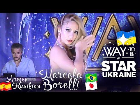 Marcela Borelli & Armen Kusikian ⊰⊱ Gala Show ☆ Way to be a STAR ☆ Ukraine ★2019 ★
