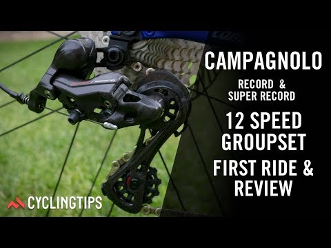 First ride and review vlog: Campagnolo 12 Speed Groupset
