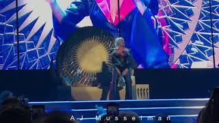 Christina Aguilera - What a Girl Wants / Come on Over Baby  - The Liberation Tour - Phoenix, AZ
