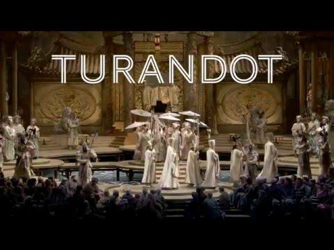 TURANDOT en direct du Met Opéra au cinéma - BANDE ANNONCE