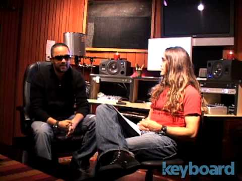 Keyboard Magazine RedOne Video Interview Part 4