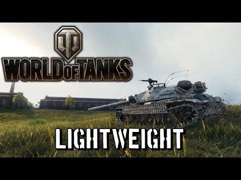 World of Tanks - Lightweight