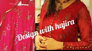 Latest , Simple And Easy Budget Semi Formal Dress || Simple And Elegant Dress Designs For Ladies