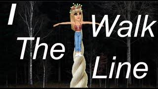 I Walk The Line // 3k special!