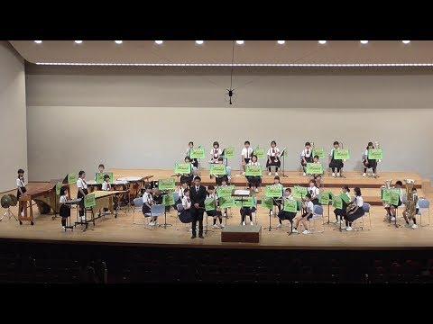 松崎小学校 (29名)  平成29年度 サマーコンサート