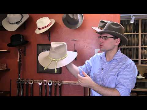 Guide to Men's Hats : Styling With Hats