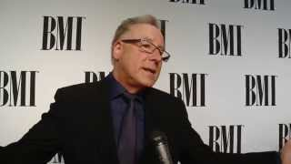 Chris Montan Interviewed at the 2015 BMI Film/TV Awards