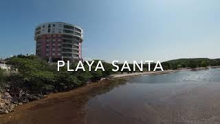 Playa Santa FPV Drone Shot
