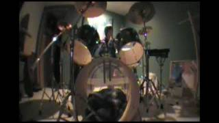 Triple Corpse Hammerblow - Children of Bodom drum cover