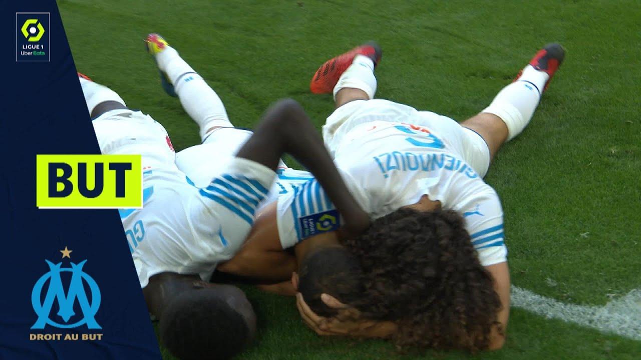 But Amine HARIT (71' - OM) OLYMPIQUE DE MARSEILLE - STADE RENNAIS FC (2-0) 21/22