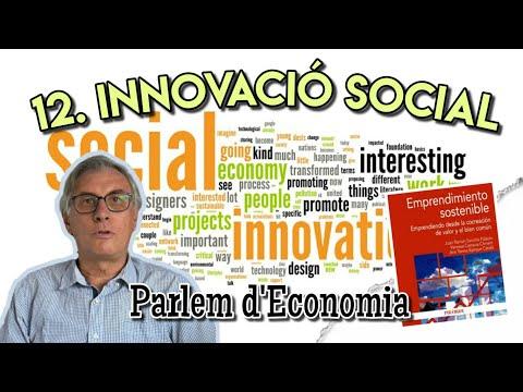 12 - La Innovación Social[;;;][;;;]