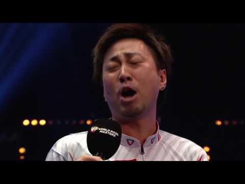 Hysterisk når japansk sportshelt gir intervju på engelsk