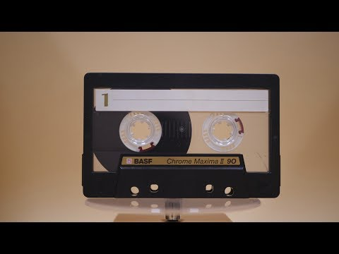 Compact Cassette BASF Chrome Maxima II C90 / 1990 (visual demonstration only) ⁴ᴷ