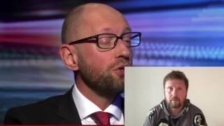 Яйценюха порвал английский журналист!!! СУПЕР!