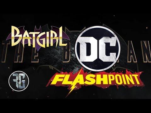 DCEU Film Slate 'Update' From Warner Bros