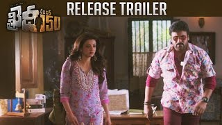 Khaidi No 150 Movie Release Trailer  Chiranjeevi  Kajal  TFPC