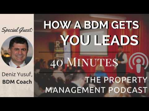 Deniz Yusef on What a Good Business Development Manager Will ...