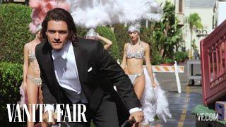 Vanity Fair's 2015 Hollywood Portfolio   Behind the Scenes - Video Youtube