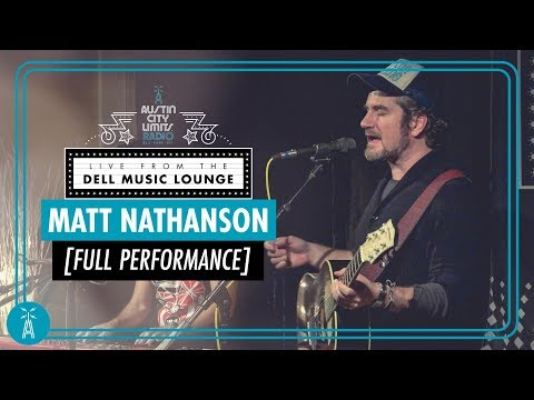 Matt Nathanson [FULL LIVE Performance + Interview]   Austin City Limits Radio