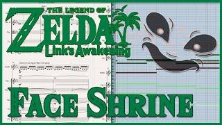 """New Transcription: """"Face Shrine"""" from Zelda: Link's Awakening HD (2019)"""