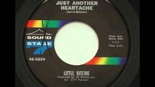 Little Ritchie...Just another heartache. 1965