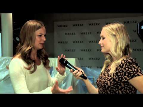 Entrevista al elenco de la 3º temporada