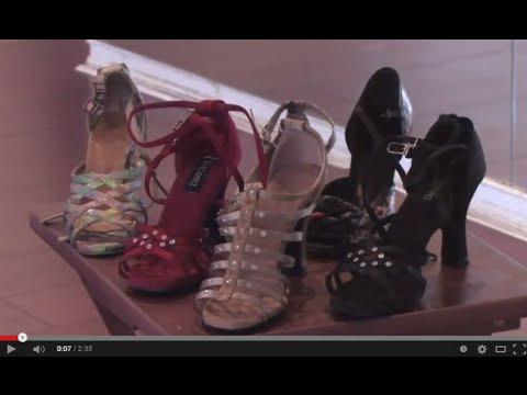 Tango - Consejos para comprar zapatos de baile de mujer
