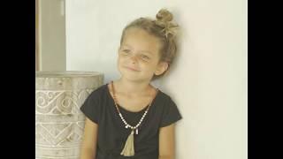 """Bracelet jonc enfant argent massif 925 gravé """"My Baby Love"""" cuir noir avec perle d'argent"""