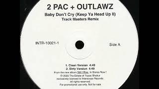 2Pac & The Outlawz - Baby Don't Cry (Keep Ya Head Up II) (Track Masters Remix)