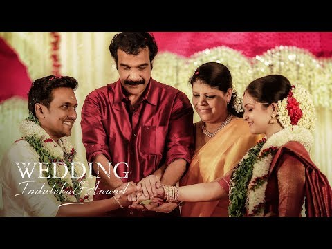 Jayaraj Warrier's daughter Indulekha & Anand Wedding highlights