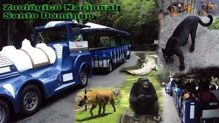 preview picture of video 'Recorrido por el Zoológico Nacional Santo Domingo|Belleza Natural'