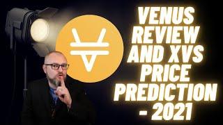 Venus Crypto Preisvorhersage 2021