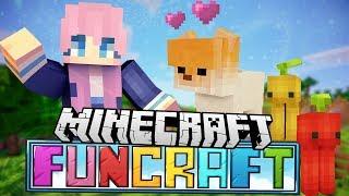 Crazy New World | Ep. 1 | Minecraft FunCraft