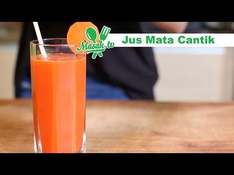Video Jus Mata Cantik | Minuman #113