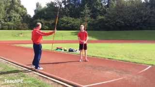 Javelin Coaching - common flight errors and how to correct them