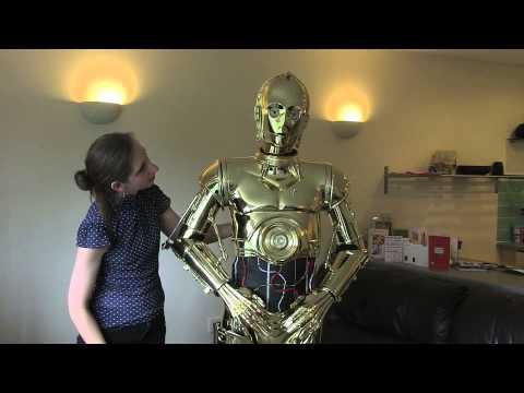 Norwich 'C-3PO' wins in Europe