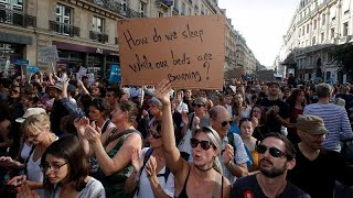Thousands rally against climate change across Europe