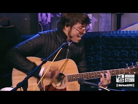 "Dave Grohl ""My Hero"" on the Howard Stern Show in 1999"