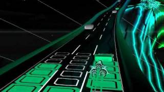 Audiosurf // Dope Stars Inc - Fast and Beautiful // Ninja Mono // Ironmode // #6 Global #3 Mono